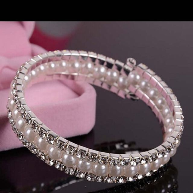 Double Diamond Bracelet
