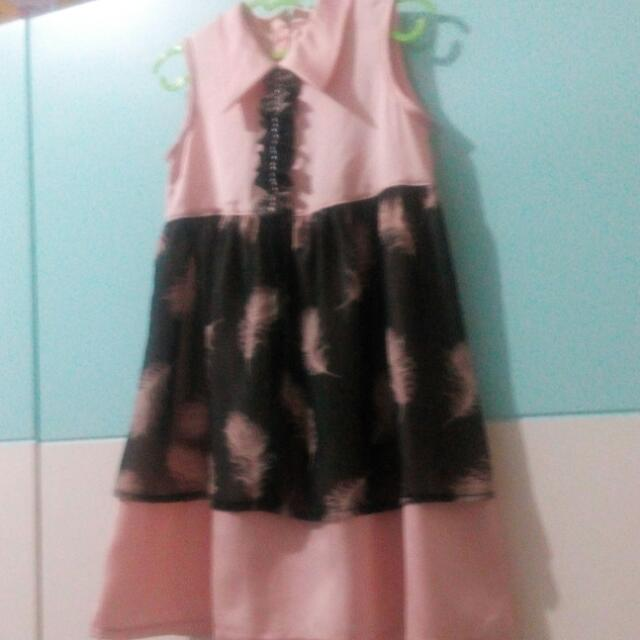 dress party Anak (2-5 Y Old)