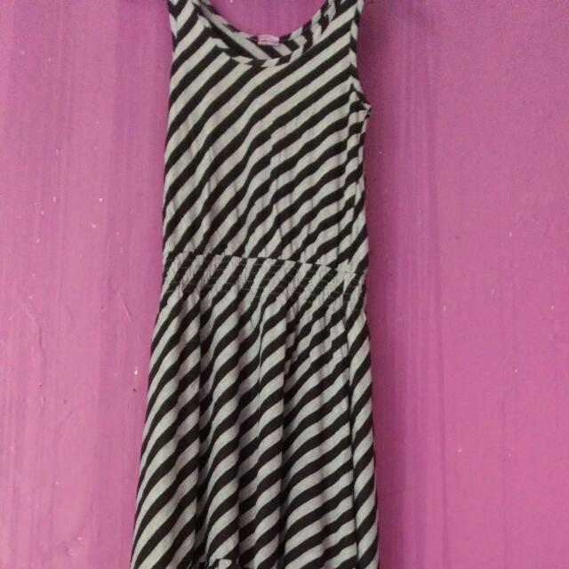 Dress Stripe Body & Soul By Marissa Nasution