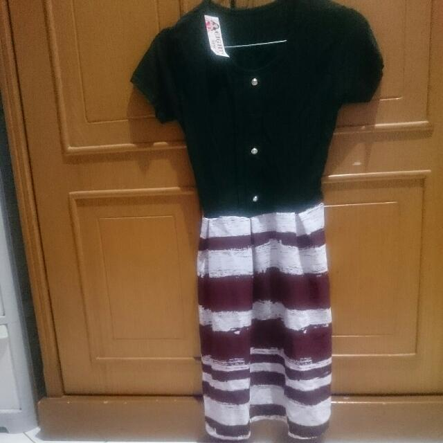 Dress uk Fit To M