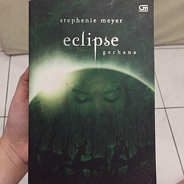 Eclipse Novel By Stephanie Meyer