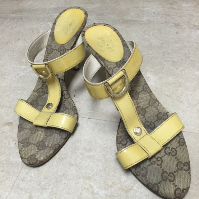 正品Gucci涼鞋路邊攤出清價