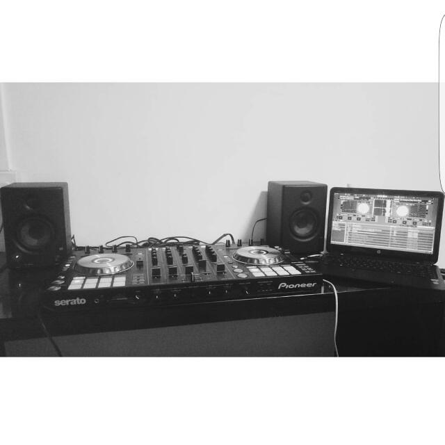 Open Format DJ for Hire