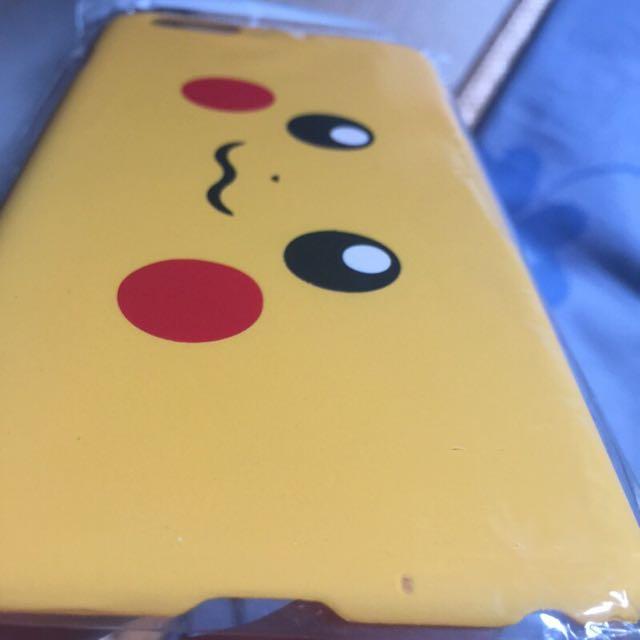 iphone6 Plus 皮卡丘 神奇寶貝 寶可夢 手機殼 保護套 磨砂