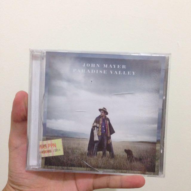 John Mayer Paradise Valley original