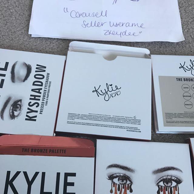 Kylie Eyeshadow (Kyshadow)