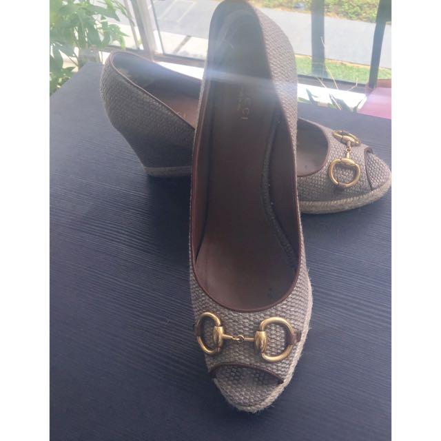 Ladies Gucci Shoes