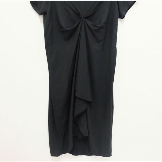 MAJOR MINOR BLACK DRESS