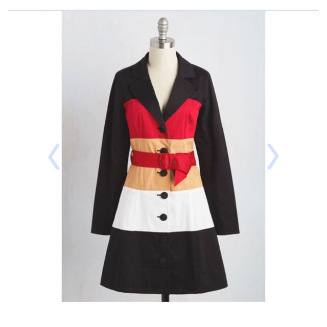 ModCloth Trench
