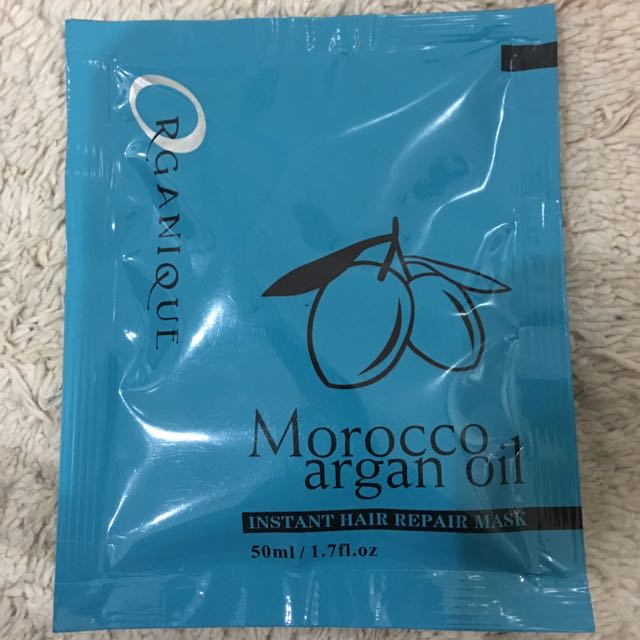 Morocco Argan Oil Instand repair mask