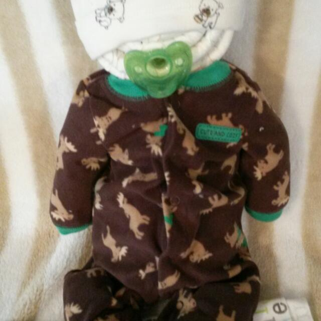 Newborn Diaper Baby