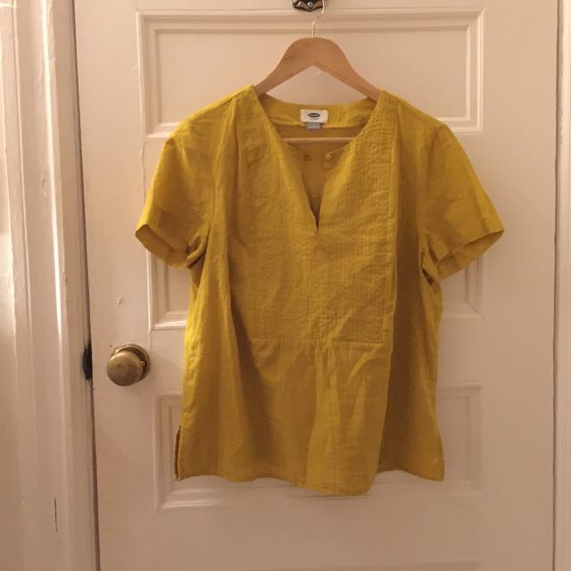 Old Navy Blouse, Size M
