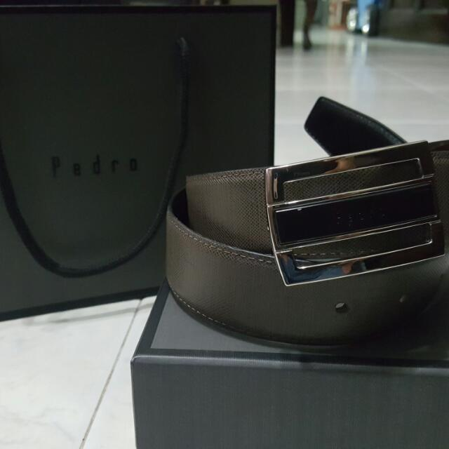 Pedro Reversible Belt (Smart/Casual)