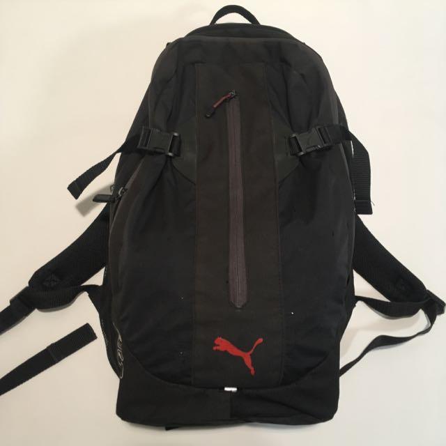 Puma Durabase Backpack Black