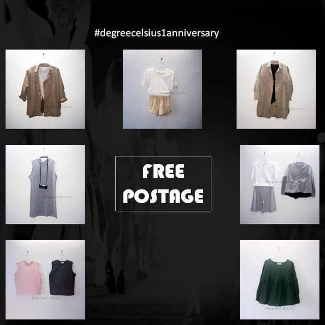 RS- Free Postage