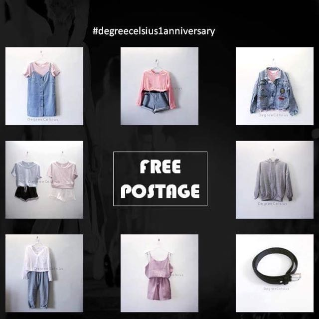 RS-free Postage!!