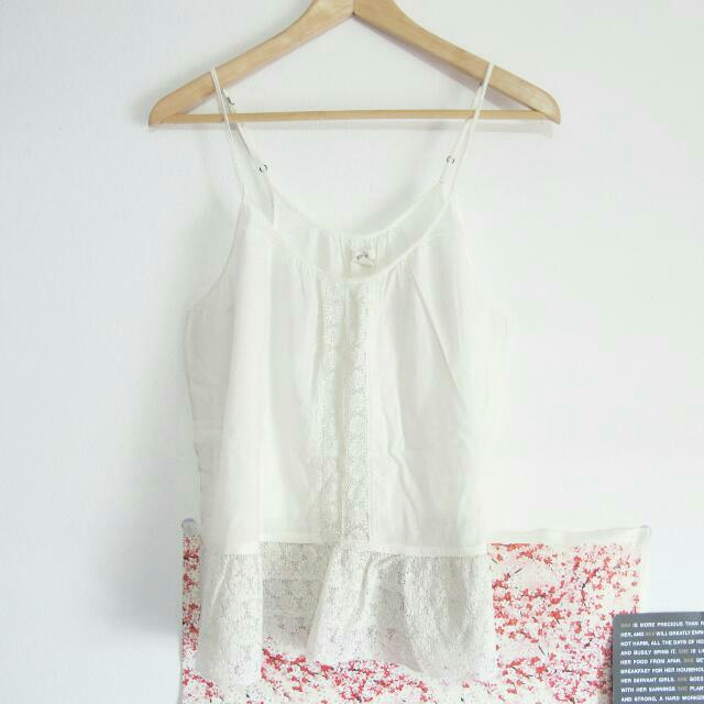 Sz L American Eagle Aerie Swing Summer Top