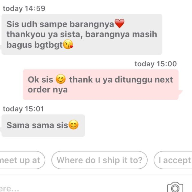 Thank You Customer