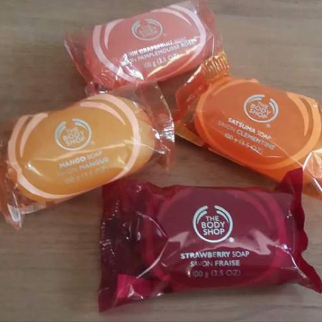 The Body Shop Soap
