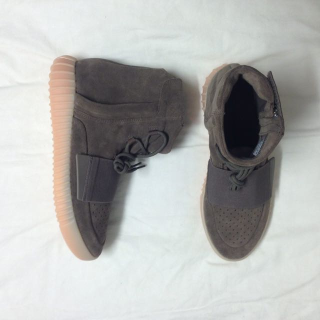 YEEZY 750 Light Brown Chocolate Size 11