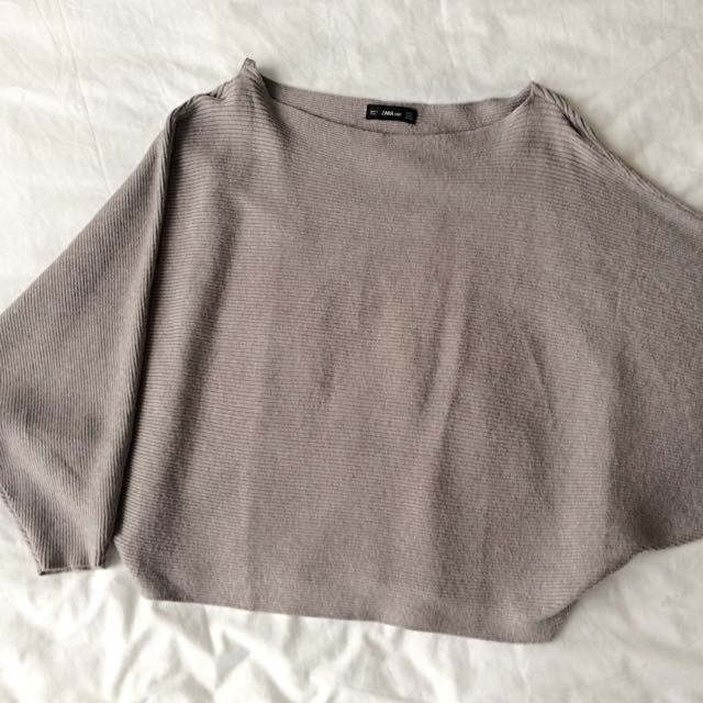 Zara Batwing Sweater