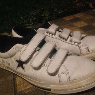 Converse One Star Skateboard White