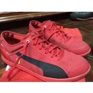 Puma Driving Power Light Low SF Ferrari Mens Trainers / Shoes #DEC50