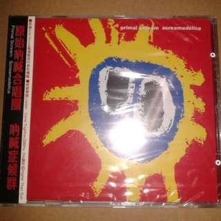 🚚 搖滾樂團,原始吶喊合唱團專輯(全新未拆封)screamadelica吶喊症候群