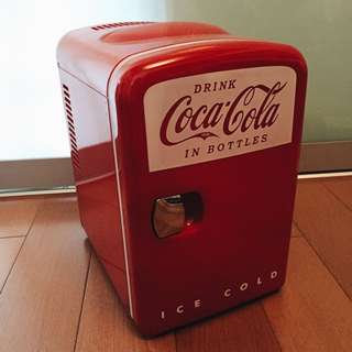 Coca-Cola Mini Fridge