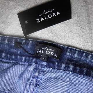 zalora jeans