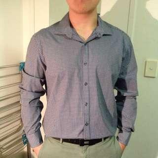 *Authentic* DKNY Slim Fit Dress Shirt