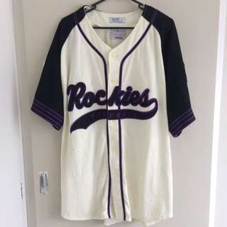 Rockies Baseball Jersey