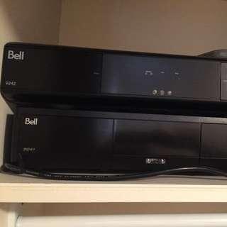Bell Express Vu Hi Def 9241, 9242 Receivers