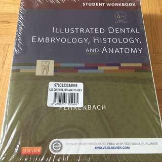 Emberiology Book For Dental Hygiene