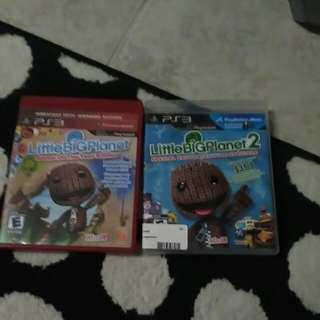 Little Big Planet One And Two