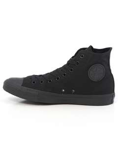Black High Top converse size 9