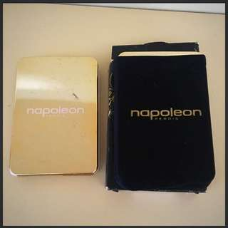 Napoleon Camera Finish Powder Foundation