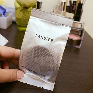 蘭芝保濕氣墊粉餅補充包