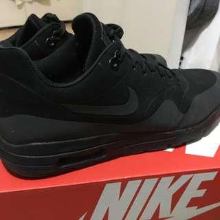 Nike Air Max 1 Ultra Moire Triple Black