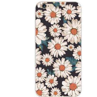 Lovely iPhone6/6s Phone Case (Daisy)