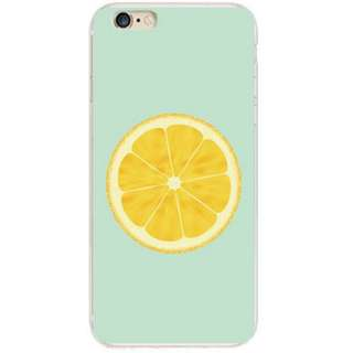 Lovely iPhone 6/6S Phone Case (Orange)