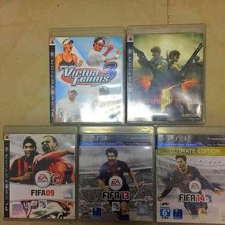 PS3 Games (All 100)