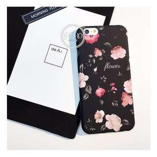 Lovely iPhone6/6s Phone Case (Flower)