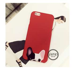 Lovely iPhone6/6s Phone Case (Puppy2)