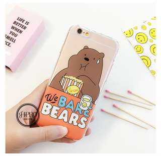 Lovely iPhone6/6s Phone Case (BrownBear)