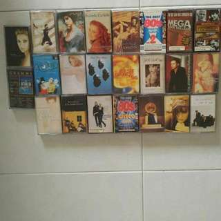 Authentic Casette Tapes