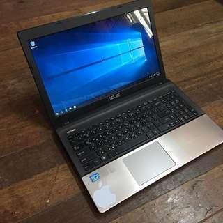 Asus Quad Core i7 Nvidia Gaming Laptop
