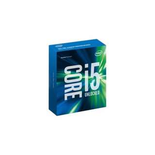 Intel Core i5-6600K Processor (6M Cache, up to 3.90 GHz)