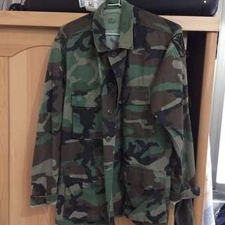 美軍 公發 軍外套