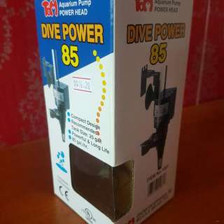 DIVE POWER FILTER 85